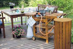 Outdoor Furniture Sets, Outdoor Decor, Table, Ideas, Home Decor, Decoration Home, Room Decor, Tables, Home Interior Design