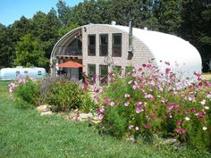 SteelMaster Blog - A Quonset hut home to be proud of