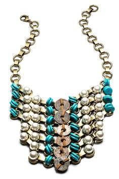 Style.com Accessories Index : spring 2013 : Dannijo