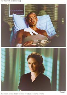Grey's Anatomy Season 10 Cast   Grey's Anatomy Season 10, Episode 3: Jolex Comedy, Japril's High Five ...