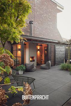 Backyard Seating, Backyard Patio, Backyard Landscaping, Outside Living, Outdoor Living, Outdoor Decor, Back Gardens, Outdoor Gardens, Garden Cabins