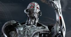 'Avengers 2' Ultron Prime Action Figure Fully Unveiled