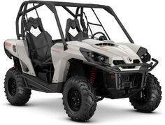 New 2016 Can-Am Commander Dps 800 Grey ATVs For Sale in California. 2016 Can-Am Commander Dps 800 Grey,