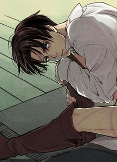 Levi:what cha lookin at  Me:*blood rises to my head*Your deadly beauty