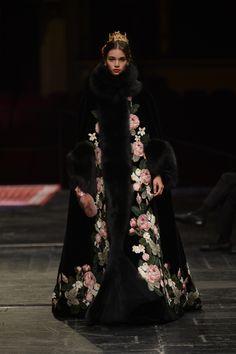 Défilé Dolce & Gabbana Alta Moda Haute Couture printemps-été 2016 46