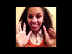 ▶ Learn how to count 1- 10 In Amharic Ethiopian language - YouTube. I think this young woman has a very pleasant personality and she is a good teacher! She has a YouTube channel where she teaches days of the week, body parts etc. #Ethiopia #Adoption www.adoptlanguage.com