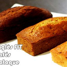 Aprenda passo a passo como fazer esta receita de bolo inglês de baixa calorias (FIT) para sua dieta de emagrecimento e que também para a fase ataque dukan.