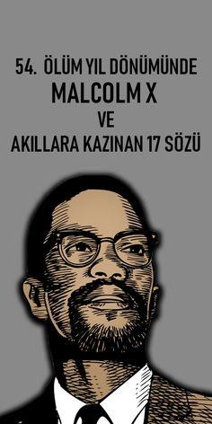 ABD'de ırkçılığa karşı en etkili mücadeleyi veren siyahi aktivistlerden Malcolm X'in ölümünün 54. yılında anılıyor. Malcolm X, 21 Şubat 1965'te, konuşma yaptığı kürsüde uğradığı suikast sonucu hayatını kaybetmişti. İşte Malcolm X ve akıllara kazınan, ölümsüz sözleri... Nouman Ali Khan, Malcolm X, Word Up, Personal Development, Karma, Einstein, Psychology, 1, Education