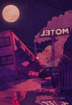 """Beautiful new artworks by Polish designer and illustrator Patryk Hardziej.  """"I am an illustrator as well as a graphic designer. I live and work in Gdynia (Poland), yet I am active internationally. I handle projects dealing with illustration, branding, logo design, visual communication, editorial graphics and art projects, as well. In particular, I am fond of combining in different proportions technical aspects of graphic design with illustration.""""  — Patryk Hardziej  More illustrations via…"""