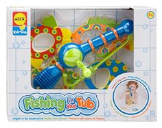 ALEX Toys Rub a Dub Fishing in the Tub -- Details can be found by clicking on the image.Note:It is affiliate link to Amazon.
