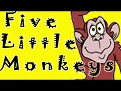 "▶ ""Five Little Monkeys Jumping on the Bed"", a favorite  children's action song for brain breaks, group activities or indoor recess.  Join us for more free videos at: http://www.youtube.com/user/thelearningstation  http://www.facebook.com/LearningStationMusic"