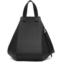 4722899bbc Loewe Black XL Hammock Tote. Bolsas De CouroMochilas