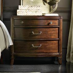 Found it at Wayfair - Palisade 3 Drawer Bachelor's Chest