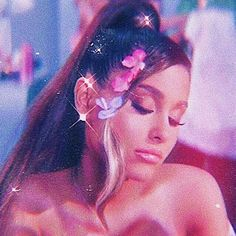 Shared by everlvsts. Find images and videos about pink, aesthetic and ariana grande on We Heart It - the app to get lost in what you love. Boujee Aesthetic, Bad Girl Aesthetic, Aesthetic Collage, Purple Aesthetic, Aesthetic Vintage, Aesthetic Photo, Aesthetic Pictures, Wallpaper Makeup, L Wallpaper