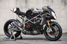 "Radical Ducati S.L.: Rad02 ""Uno""....140 kg / 140 cv by Radical Ducati"