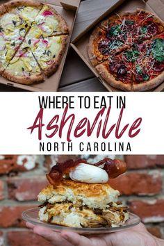 Asheville Glamping, Asheville Restaurants, Visit Asheville, Upscale Restaurants, Ashville North Carolina, Ashville Nc, North Carolina Vacations, Asheville Breakfast, Asheville Waterfalls