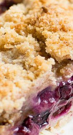 Blueberry Crumb Pie - reading games and activities - Blueberry Recipes Blueberry Crumb Pie, Blueberry Pie Recipes, Blueberry Desserts, Blackberry Cobbler, Gourmet Recipes, Sweet Recipes, Dessert Recipes, Cooking Recipes, Tiramisu Dessert