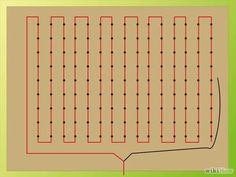 Imagem intitulada Install a Drip Irrigation System Step 3                                                                                                                                                                                 Mais