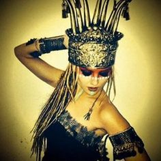 A picture of Perrie from the last Little Mix tour