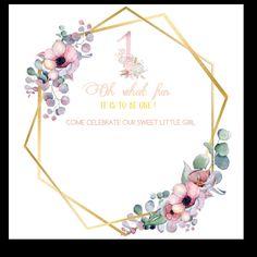 Invitation Background, Little Girls, Invitations, Wreaths, Sweet, Fun, Decor, Candy, Toddler Girls