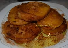 Greek Beauty, French Toast, Cooking Recipes, Sweets, Baking, Breakfast, Food, Morning Coffee, Gummi Candy