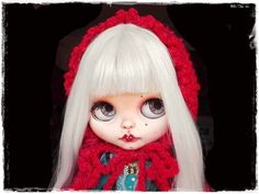 Red Riding Hood by Antique Shop Dolls