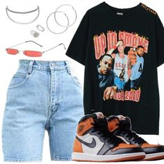 Cute Comfy Outfits, Cute Casual Outfits, Edgy Outfits, Urban Outfits, Teenage Outfits, Teen Fashion Outfits, Girl Outfits, Skater Outfits, 90s Fashion Grunge