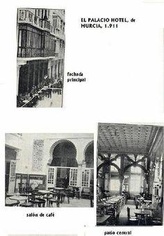 Hotel Palacio 1911 Murcia:  DESTRUIDO  Business Center Metropolis Empire - Page 364