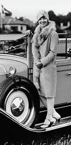 1920's Chic Lifestyle - @~ Watsonette