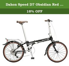 30a24ba79ad Black Friday 2014 Dahon Speed Obsidian Black Folding Bike Bicycle from  Dahon Cyber Monday