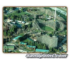 Silverwood Theme Park in Athol