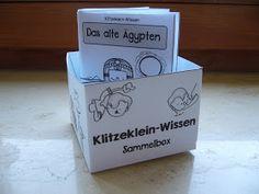 Ideenreise: Klitzeklein-Wissen (neue Materialreihe)