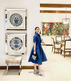 Heart Evangelista's Tips on Decorating Your Own Space - Star Style PH Classy Outfits, Chic Outfits, Fashion Outfits, Heart Evangelista Style, Filipiniana Dress, Elegant Outfit, Elegant Dresses, Classy Chic, Star Fashion