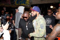 S.L.A.T.E brand alife hosted Maybach Music's release of the label's second compilation album, Self Made Vol. 2, at its pop-up shop in NYC. Rick Ross, Meek Mill, Stalley, Wale and Omarion drew in quite a crowd. Check out coverage of the event on Hypebeast, HighSnobiety and Freshness Mag. Shout out to our boy and alife brand rep Justin Reyes on this event.