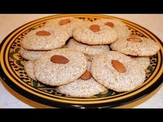 Moroccan Almond Macaroons