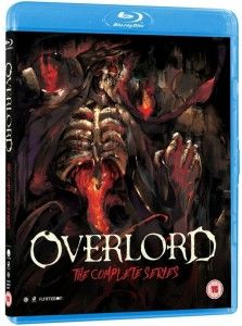 Overlord Complete Collection UK Blu-ray Anime Review