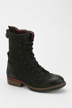 Report Baron Lace-Up Slouch Boot