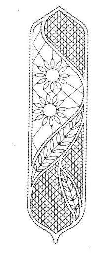 bobbin lace pattern - Google Search