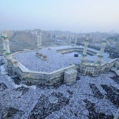 So excited for Hajj. 1 more week insha'allah. So blessed to be able to visit Mecca