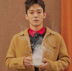 Chen 'Cafe Universe' teaser #EXO #WINTER #Cafe_Universe