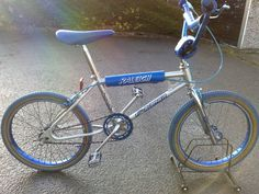 "BMX 20"" Raleigh Ultra Burner - 1983"