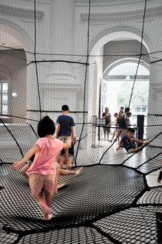 Project: Atelier YokYok Location: National Museum of Singapore, Singapore Year: 2017 Images: courtesy of Atelier YokYok