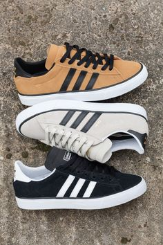 The Best Men's Shoes And Footwear : adidas Skateboarding Campus Vulc II  (Chewy Cannon Signature).