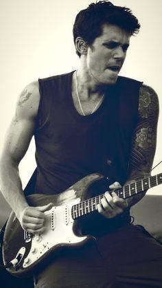 John Mayer.  Love love love.