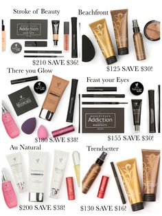 Younique's 2016 Collections: Check out these savings! https://www.youniqueproducts.com/StaceyLynnMiller