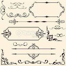arabescos vetor floral - Pesquisa Google