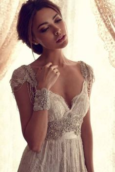 the details on this dress...❤