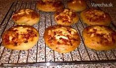 Kváskové pizzovníky (fotorecept) - Recept Pitta, Kefir, Baked Potato, Muffin, Food And Drink, Bread, Baking, Breakfast, Ethnic Recipes