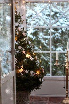 Christmas through My Window ....