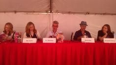 Ally Carter, D.J. MacHale, Bruce Hale, Elizabeth Eulberg